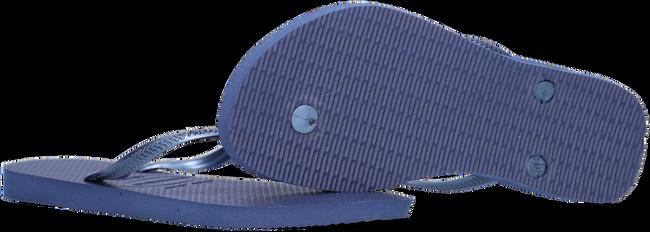 Blaue HAVAIANAS Zehentrenner SLIM WOMEN - large