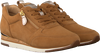 Cognacfarbene GABOR Sneaker low 431  - small