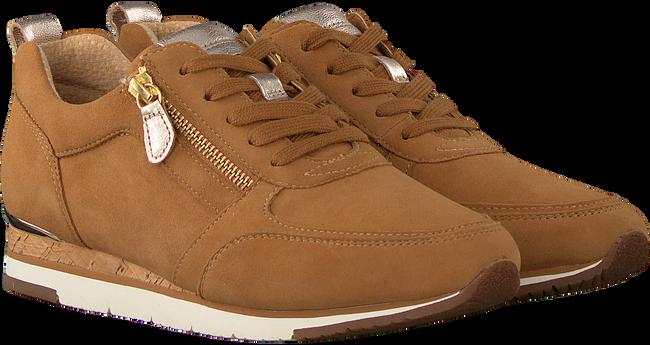 Cognacfarbene GABOR Sneaker low 431  - large