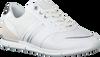 Weiße TOMMY HILFIGER Sneaker low METALLIC LIGHTWEIGHT  - small