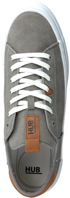 Graue HUB Sneaker HOOK-M - large
