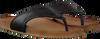 Schwarze MJUS Zehentrenner 463004 - small