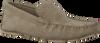 green UGG shoe HENRICK STRIPE PERF  - small