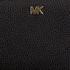 Schwarze MICHAEL KORS Portemonnaie MONEY PIECES - small