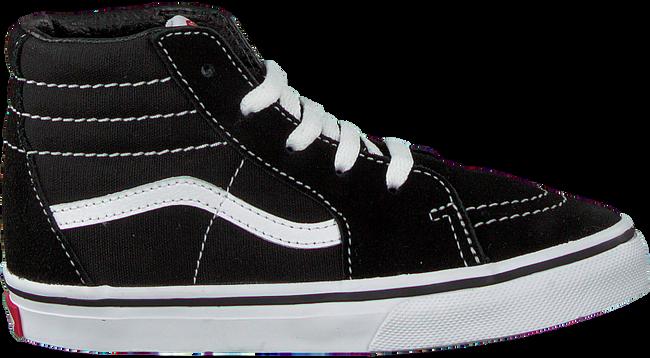 Schwarze VANS Sneaker TD SK8-HI ZIP  - large