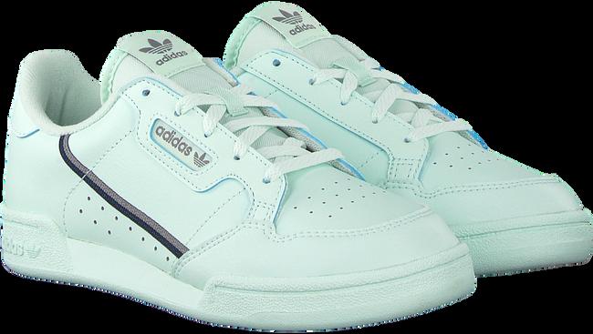 Blaue ADIDAS Sneaker CONTINENTAL 80 C  - large