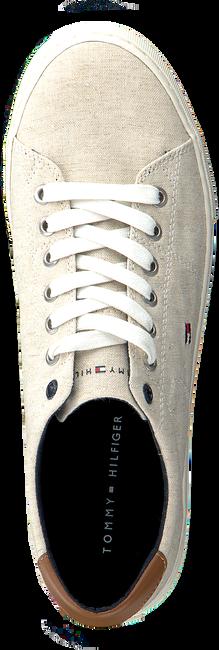 Beige TOMMY HILFIGER Sneaker SEASONAL TEXTILE  - large