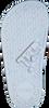 Rosane THE WHITE BRAND Pantolette GLITTER PATCH  - small