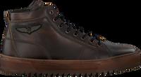 Braune PME Sneaker high TITON  - medium