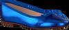 Blaue GIULIA Ballerinas G.12.BALLERINA  - small
