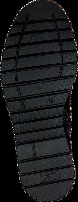 Schwarze NERO GIARDINI Schnürboots A830691F - large