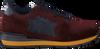 Rote ATLANTIC STARS Sneaker ANTARIS - small