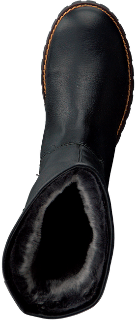 Schwarze OMODA Stiefeletten 8791  - large