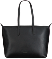 Schwarze MATT & NAT Shopper ABBI TOTE  - medium