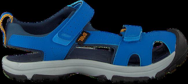 Blue TEVA shoe HURRICANE TOE PRO KIDS  - large