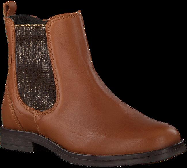 Cognacfarbene KIPLING Chelsea Boots GINA 2 - large