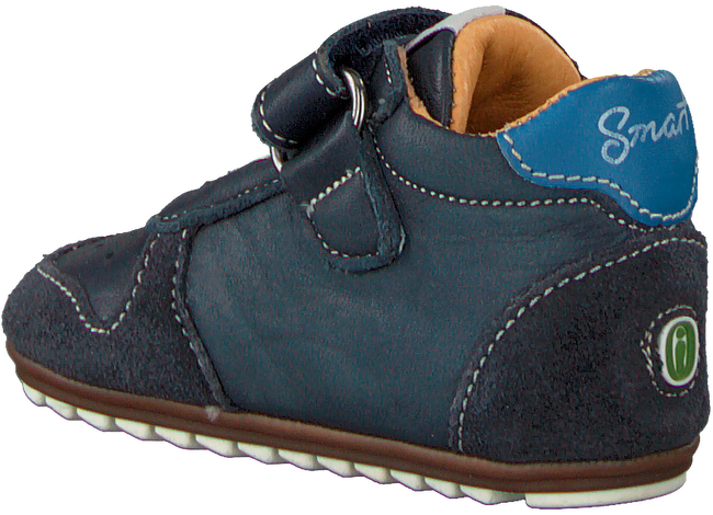Blaue SHOESME Babyschuhe BP9S008 - large