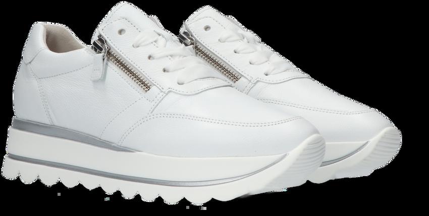 Weiße GABOR Sneaker 24.410 - larger
