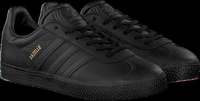 Schwarze ADIDAS Sneaker GAZELLE KIDS - large