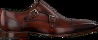 Braune GREVE Business Schuhe MAGNUM  - medium