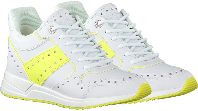 Weiße GUESS Sneaker low REJJY  - large