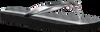 Silberne MICHAEL KORS Pantolette MK FLIP FLOP  - small