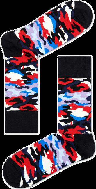Schwarze HAPPY SOCKS Socken BC01 - large