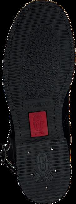 Schwarze SENDRA Biker Boots 12399 - large