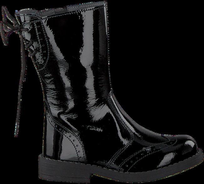 Schwarze TON & TON Hohe Stiefel MK2870D9I  - large