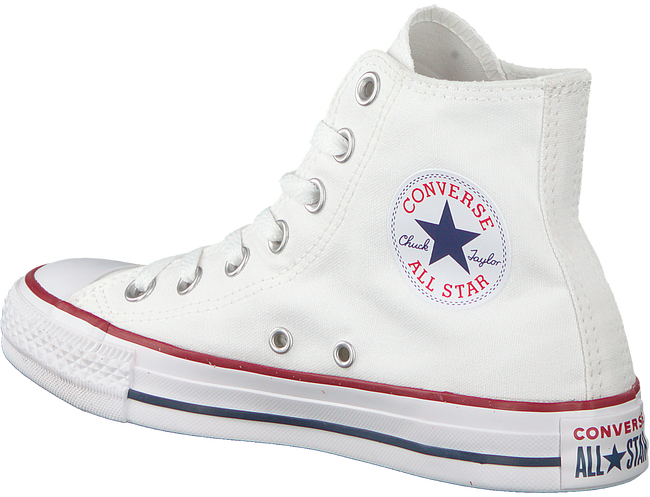Weiße CONVERSE Sneaker ALL STAR HIGH LINE  - large
