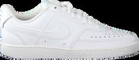 Weiße NIKE Sneaker low COURT VISION LOW WMNS  - medium