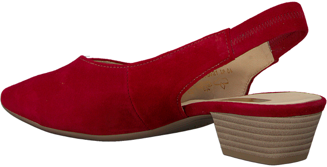 Rote GABOR Pumps 530  - large