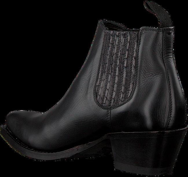 Schwarze SENDRA Chelsea Boots 15841 - large