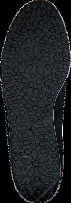 Schwarze GABOR Sneaker 412  - large