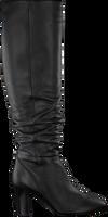 Schwarze UNISA Hohe Stiefel URICA  - medium