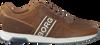 Cognacfarbene BJORN BORG Sneaker LEWIS - small