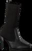 Schwarze HISPANITAS Stiefeletten HI87592 - small