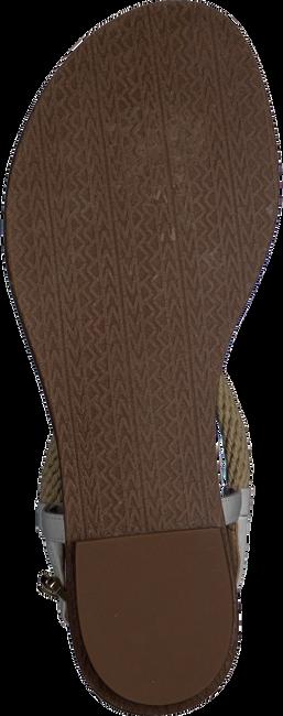 Weiße MICHAEL KORS Sandalen HOLLY SANDAL - large