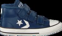 Blaue CONVERSE Sneaker STAR PLAYER 3V MID - medium
