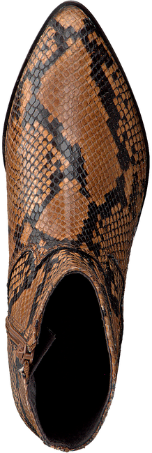 Cognacfarbene DEABUSED Stiefeletten 7434  - large