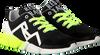 Schwarze RED RAG Sneaker 13153 - small