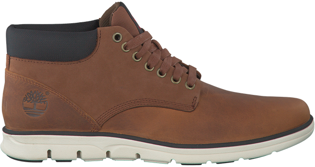 Cognacfarbene TIMBERLAND Ankle Boots CHUKKA LEATHER - large
