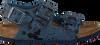 Blue BIRKENSTOCK PAPILLIO shoe MILANO KIDS  - small