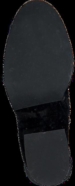 Schwarze VIA VAI Hohe Stiefel ALMA  - large