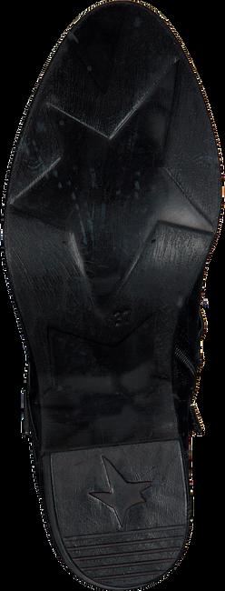 Schwarze MJUS Stiefeletten 226208 - large