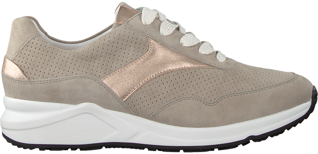 Graue HASSIA Sneaker low VALENCIA  - large