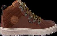 Cognacfarbene DEVELAB Sneaker high 41879  - medium