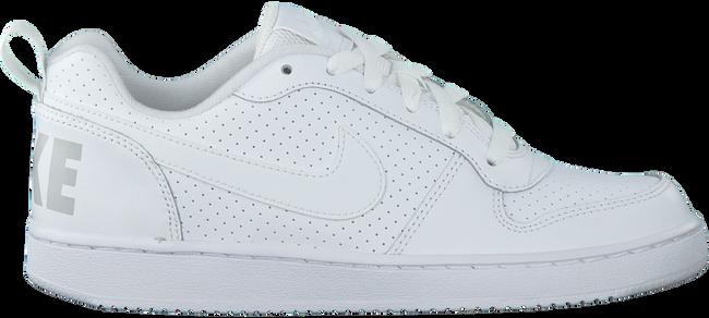 Weiße NIKE Sneaker COURT BOROUGH LOW (KIDS) - large