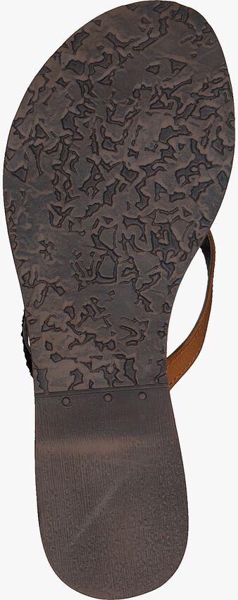 Braune LAZAMANI Pantolette 75.644  - larger