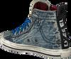 Blaue DIESEL Sneaker MAGNETE EXPOSURE STRIPE - small